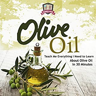 Olive Oil: Teach Me Everything I Need to Know audiobook cover art