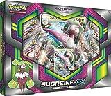 Pokemon- Coffret Sucreine-GX Jeu de Société, POSLSUC01, Multicolore