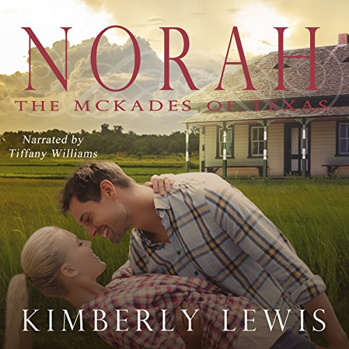 Norah audiobook cover art