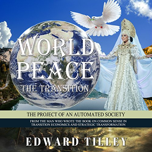 World Peace - The Transition audiobook cover art