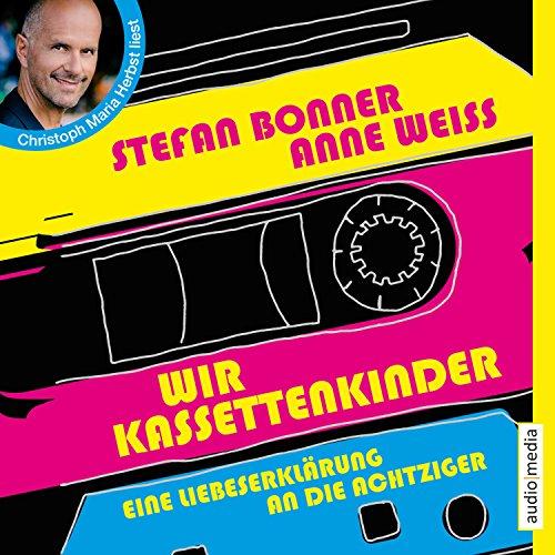 Page de couverture de Wir Kassettenkinder