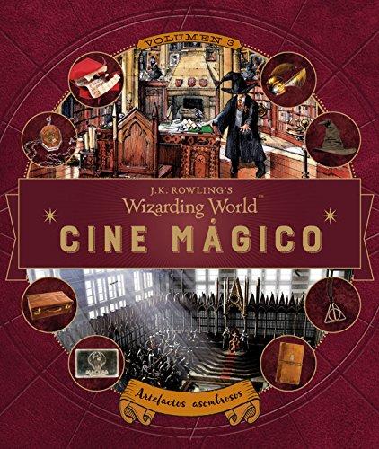 CINE MÁGICO 3. J.K ROWLING'S WIZARDING WORLD ARTEFACTOS ASOMBROSOS