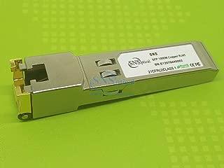SNS EX-SFP-10GE-T Compatible with Juniper Networks EX-SFP-10GE-T SFP+10GBASE-T Transceiver Copper RJ45 Transceiver Module 30-Meter