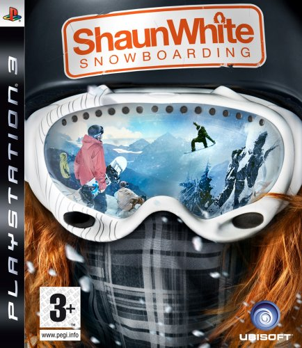 Shaun White Snowboarding [UK-Import]