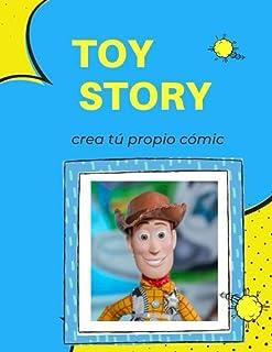 Toy story crea tu cómic (Spanish Edition)