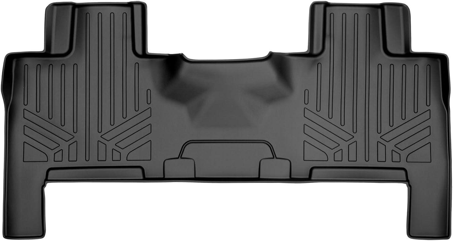 SMARTLINER Custom Fit NEW before selling Floor Mats shop 2nd Row for 2007-20 Liner Black
