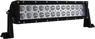 AUXTINGS 12 14 inch 72W Spot Flood LED Light Bar Driving Lights for Boat 4WD Jeep JK Wrangler SUV ATV Pickup Truck Boat Ford GMC,DC 12V 24V