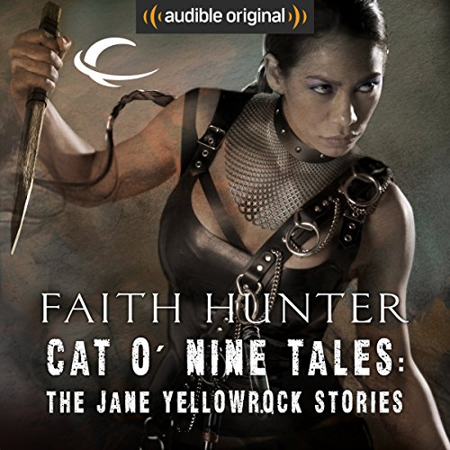 Cat o' Nine Tales cover art