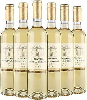 【苏玳贵腐 名庄精选】法国原瓶进口拉蒙塔尼庄园贵腐甜白葡萄酒500ml*6 (整箱)