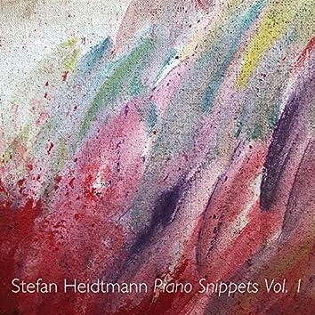 Piano Snippets, Vol. 1