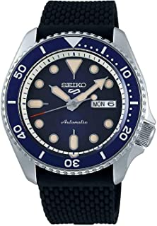 Seiko 5 FACELIFT, 10 Bar water resistant, Calendar, Blue dial Men's watch, SRPD71K2