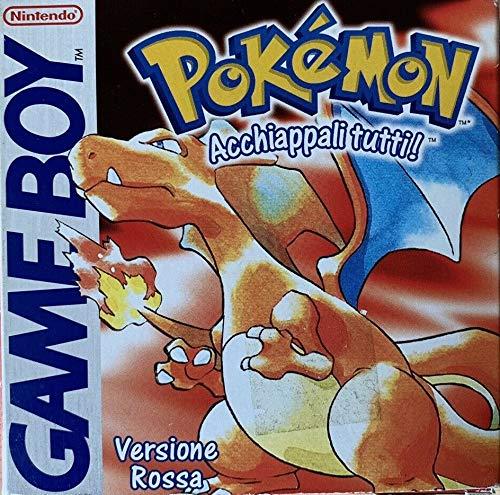 Pokemon Versione Rossa / Rosso ITALIANO - Batteria Ok