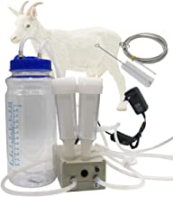 Best milking goats by machine Reviews