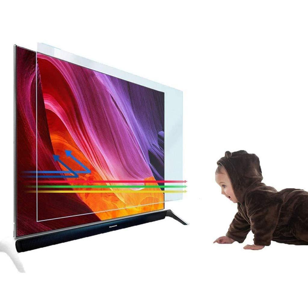 KDJJH 40 Pulgadas Protector de Pantalla de TV, TV Protección de Pantalla Antiazul Filtro Antideslumbrante Filtros ProteccióN para Los Ojos para LCD/LED y Plasma HDTV televisor,40inch/ 886x498mm: Amazon.es: Hogar