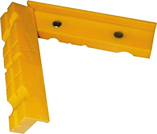 Vise Jaw, Poly, 5-1/2 in, For Vises