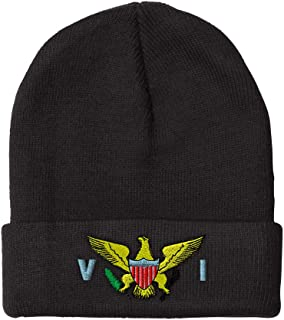 Stretchy /& Soft Winter Ski Skull Cap American Flag Transgender Pride Flag Heart Women Men Solid Color Knit Beanie Hat