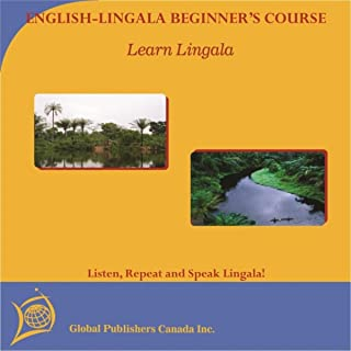 Learn to Speak Lingala: English-Lingala Beginner's Course Audio Book