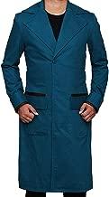 Decrum Fantastic Overcoat Men - Long Trench Coat for Mens