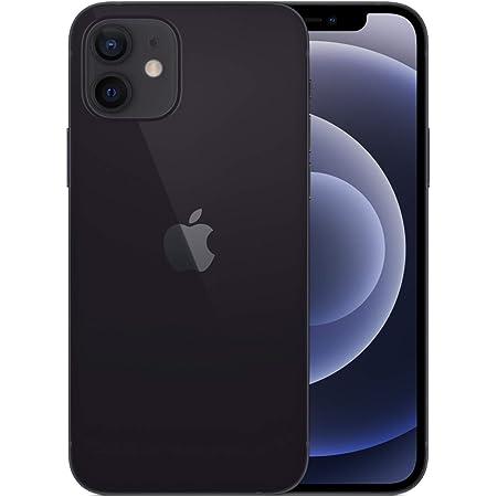 iPhone12 本体 SIMフリー【米国版】 5G対応 (128GB, ブラック) [並行輸入品]