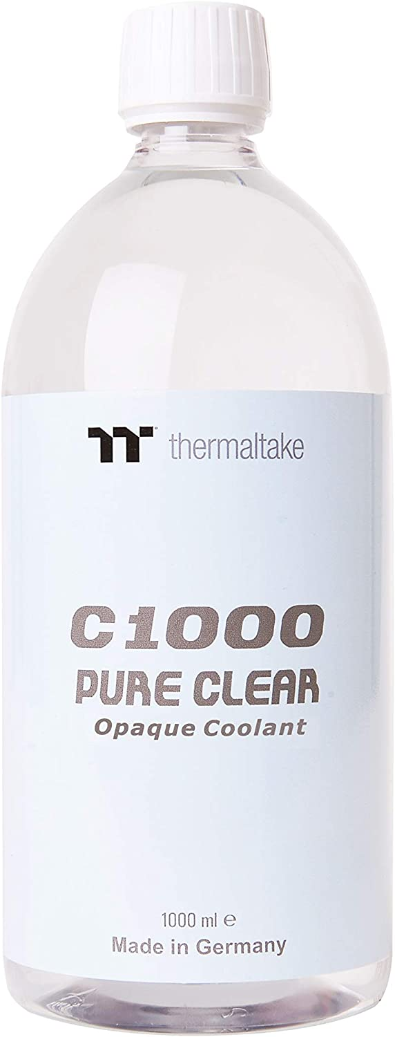 Thermaltake A surprise price is realized CL-W114-OS00TR-AC1000 Pure Popular brand in the world Clear Water Cooling Coola