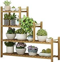 Home decoration display rack/Flower Shelf Multi-storey Indoor Space Balcony Multi-layer Living Room Bonsai Economy Bamboo ...