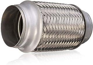 Tubo Tubo de Reparación de escape universal 55 mm Acero Suave 1 M