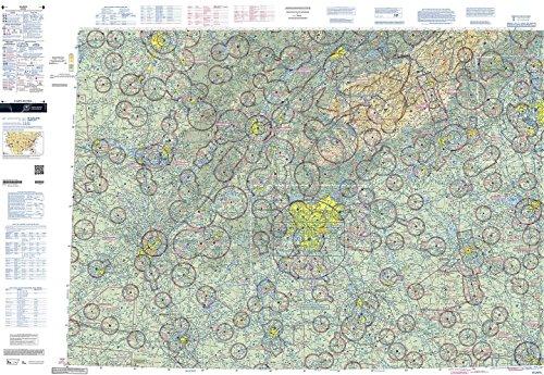 FAA Chart: VFR Sectional ATLANTA SATL (Current Edition)