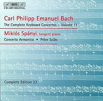 Bach: Complete Keyboard Concertos, Vol. 11