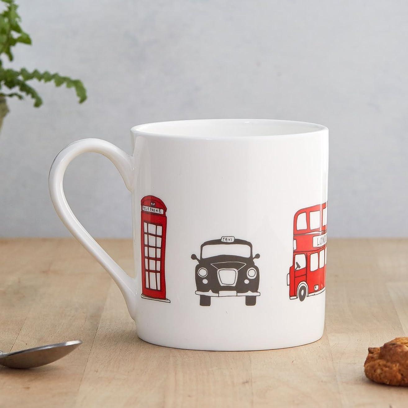 London Skyline Fine Bone China Mug