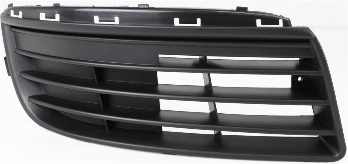 DAT AUTO PARTS Front Right Passenger Bumper Side Cover Re Grille Spring new Challenge the lowest price of Japan work
