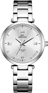 Louis Martin Casual Watch For Women Analog Alloy - lm2131