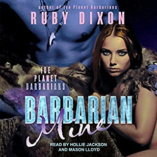 Barbarian Mine audiobook cover art