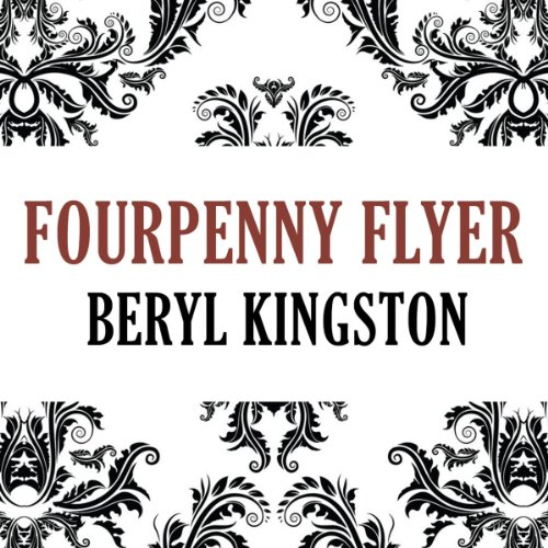 Fourpenny Flyer audiobook cover art
