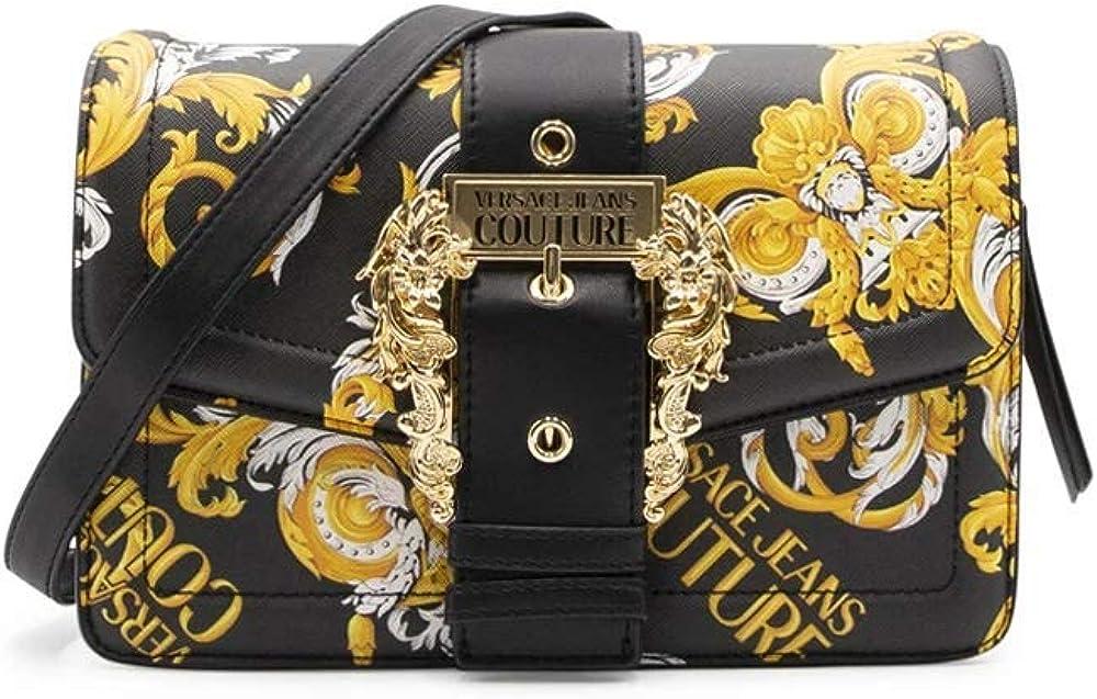 Versace jeans couture borsa con stampa oro VS51VERSACE101-unique