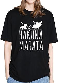 esHakuna Amazon Matata esHakuna Camiseta Camiseta Amazon Matata rotCxsQhdB