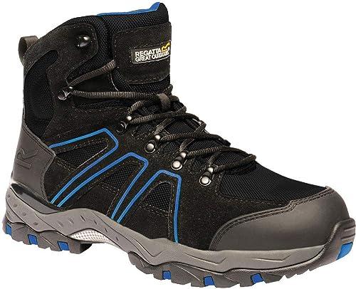 Regatta Pour des hommes Pro Downburst Hiker Workwear Workwear Workwear Safety bottes 62d