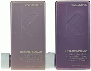 Kevin Murphy Hydrate Me Wash Kakadu Plum Infused Wash and Rinse, 8.4 oz.