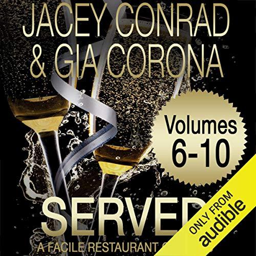 Served: Facile Restaurant Omnibus Volume Two audiobook cover art