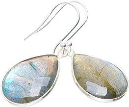 labradorite earrings australia