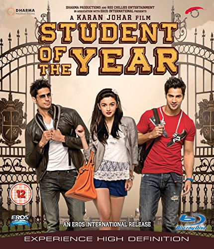 Student of the Year [Blu-ray] [UK Import]