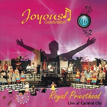Joyous Celebration, Vol. 16 (Live at Carnival City, 2012)