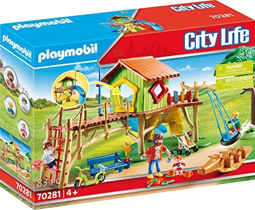 Playmobil City Life 70281 - Parco Giochi Dell'Asilo, dai 4 anni