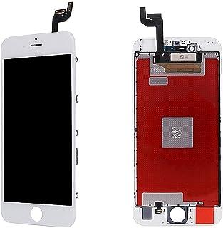 عدة استبدال شاشة اللمس الال سي دي لهاتف ايفون 6 بلس - لون ابيض