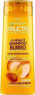 Champú Garnier Fructis para el cabello Aceite Reparación 3 Mantequilla