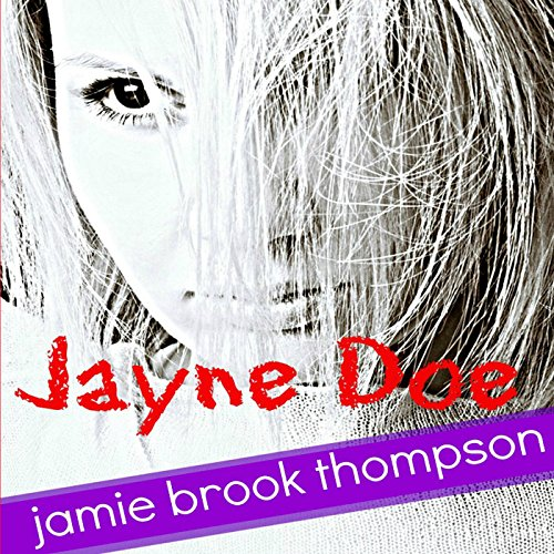 Jayne Doe audiobook cover art