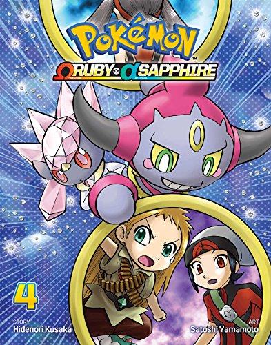 Pokemon Omega Ruby & Alpha Sapphire 4: Volume 4