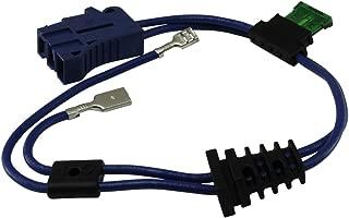 New Blue Peg Perego Battery Side Connector - 12v Gaucho, Gator, Sportsman