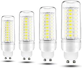 GU10 LED Light Bulb Cool White 6000K 12W Energy Saving Lamp 220-240V 100W Incandescent Equivalent for Fridge/Cooker Hood/N...