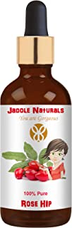Rose hip Seed Oil Organic 100 percent Pure Oil 30 ml