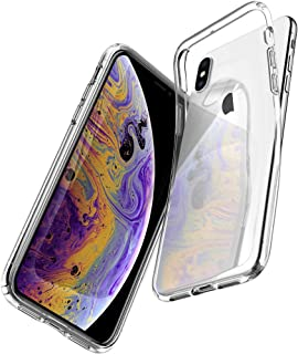 Spigen Liquid Crystal Designed for Apple iPhone XS Case2 transparent 057CS22118